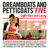 Dreamboats & Petticoats, Vol. 5 - Coffee Bars and Candy