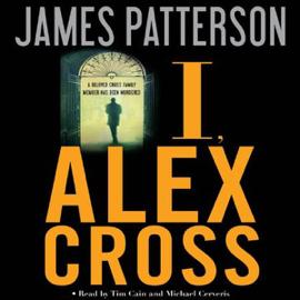I, Alex Cross (Unabridged) audiobook