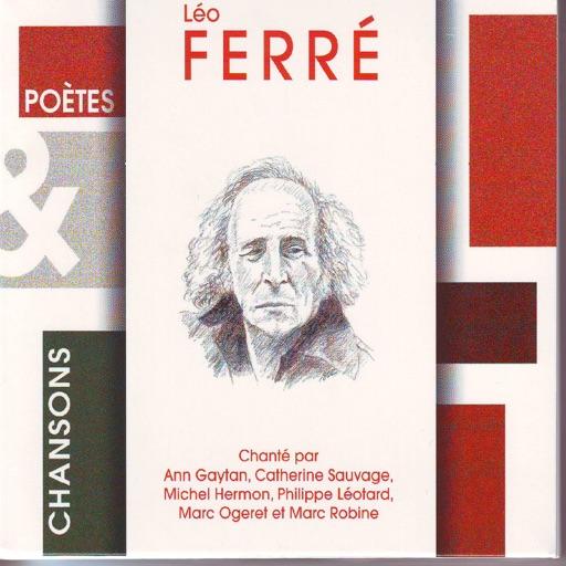 Poètes & chansons : Léo Ferré