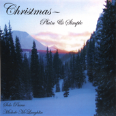 Christmas  Plain & Simple-Michele McLaughlin