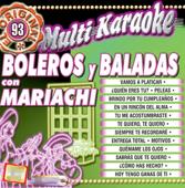 Boleros Y Baladas Con Mariachi