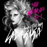 Born This Way (The Remixes), Pt. 1 - Single