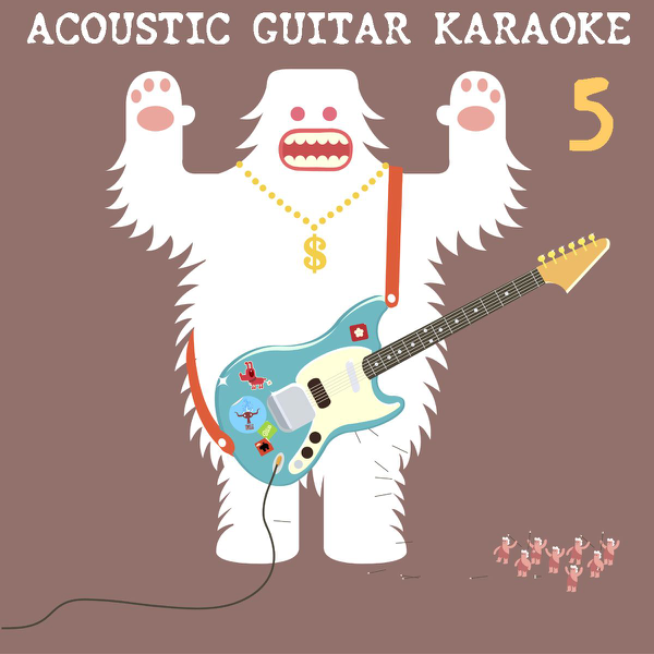‎Acoustic Guitar Karaoke, Vol  5 by Kris Farrow