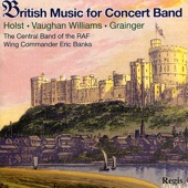 The Central Band Of The RAF - Vaughan Williams: English Folk Song Suite: I. March. Seventeen Come Sunday