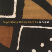 SuperString Theory - Tarot Card