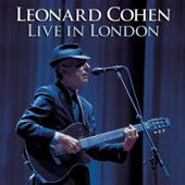 Dance Me To The End Of Love Live  Leonard Cohen - Leonard Cohen