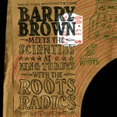 Barry Brown Meets The Scientist - Peace Dub