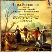 Jordi Savall - Quintetto In Do Maggiore La Musica Notturna Delle Strade Di Madrid Op. 30, No. 6 (G. 324): Minuetto Dei Ciechi (Boccherini)