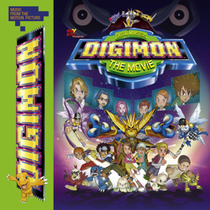 Varios Artistas - Digimon: The Movie (Music from the Motion Picture)