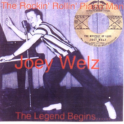 The Rockin' Rollin' Piano Man, from the Vaults of Bat Records - Joey Welz