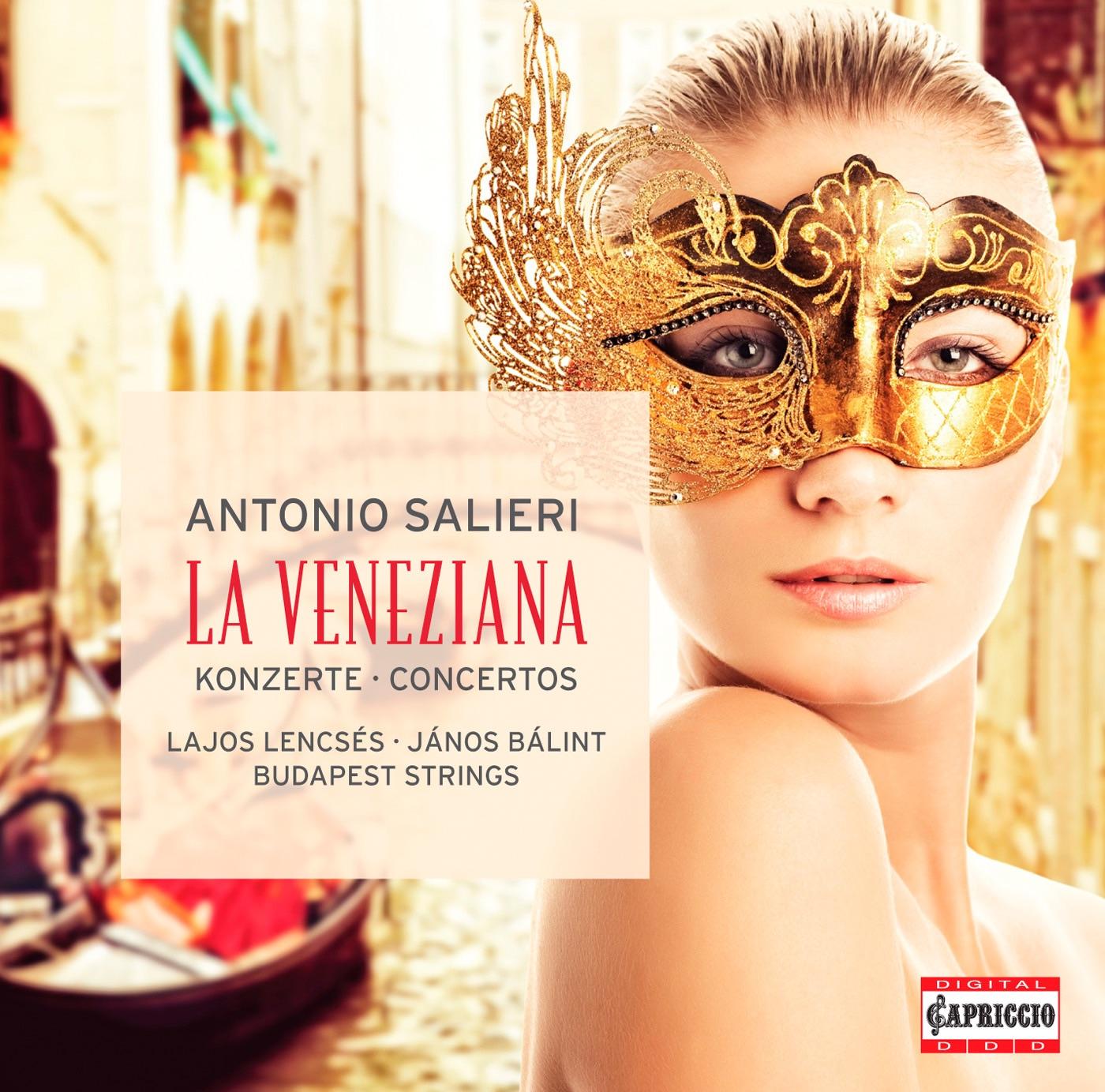 Salieri: La Veneziana