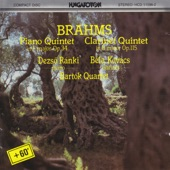 I. Quintet in F minor for Piano, Two Violins, Viola and Cello Op.34: II. Andante un poco adagio artwork