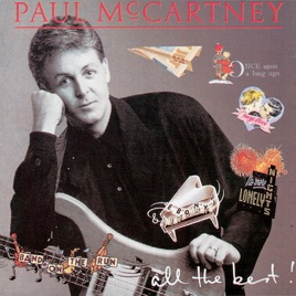 All The Best UK Version Paul McCartney