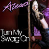 Alexa Goddard - Turn My Swag On (Remix) artwork