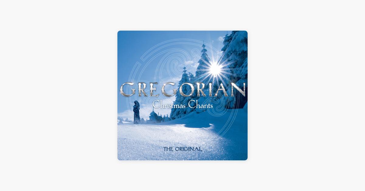 Gregorian Christmas Chants.Christmas Chants By Gregorian