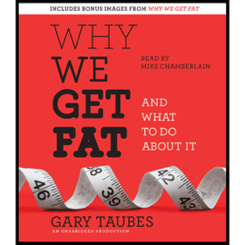 Why We Get Fat: And What to Do About It (Unabridged) audiobook