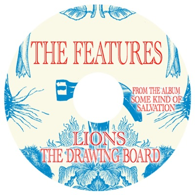 Lions / The Drawing Board [Digital 45] - The Features