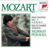 Piano Concerto No. 4 in G Major and Orchestra, K. 41: III. Molto Allegro