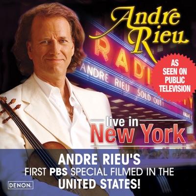 Live At Radio City - André Rieu