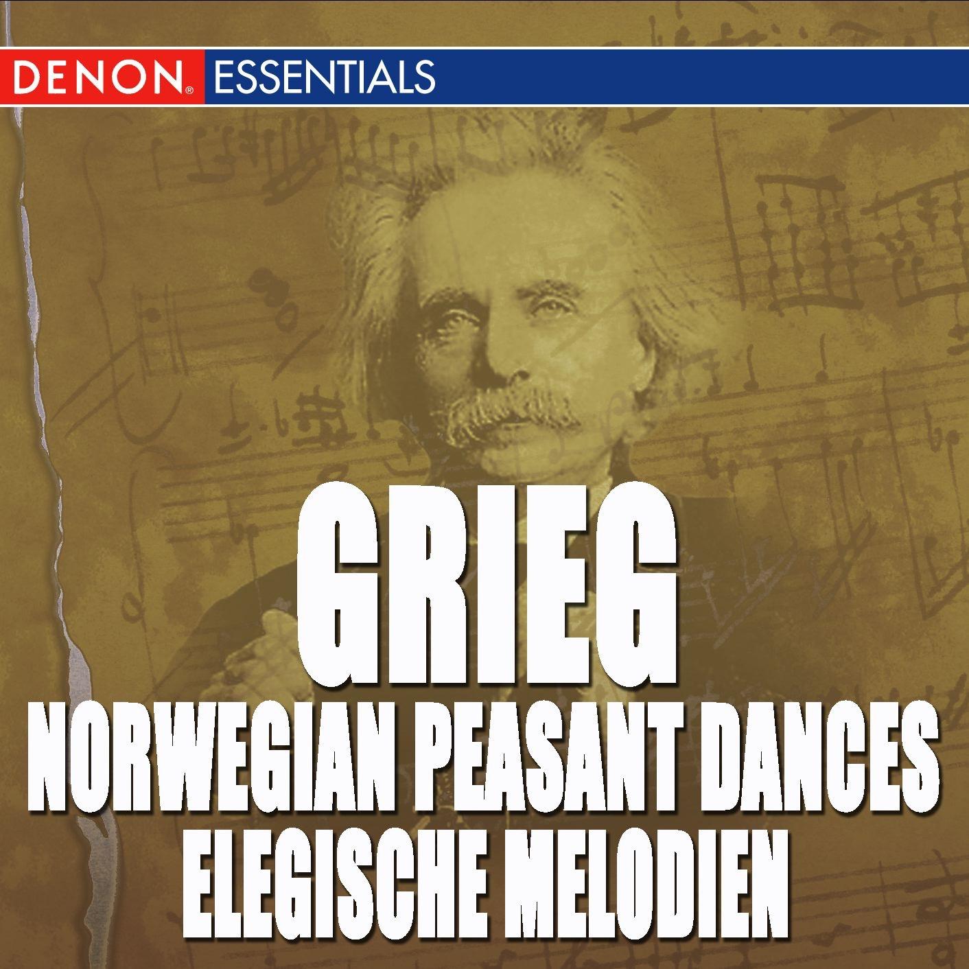 Norwegian Peasant Dances, Op. 72: II. Jon Vestafe's Sprindans