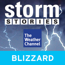 Storm Stories: Blizzard On the Mountain audiobook