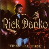Rick Danko - Book Faded Brown