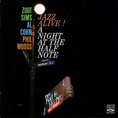 Jazz Alive! A Night at the Half Note - Phil Woods