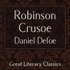 Daniel Defoe - Robinson Crusoe (Unabridged)  artwork