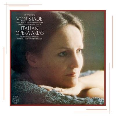 Italian Opera Arias - Frederica Von Stade