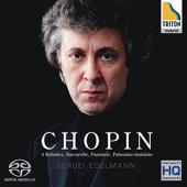 Chopin 4Ballades , Barcarolle , Fantaisie & Polonaise - Fantaisie