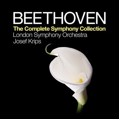 Beethoven: The Complete Symphony Collection - London Symphony Orchestra & Josef Krips album