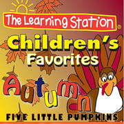 Five Little Pumpkins - The Learning Station - The Learning Station
