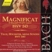 Thomas Quastoff, Bach Collegium Stuttgart - BWV 243 Magnificat: Quia fecit mihi magna (Bass)