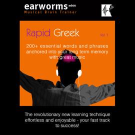 Rapid Greek: Volume 1 (Unabridged) audiobook