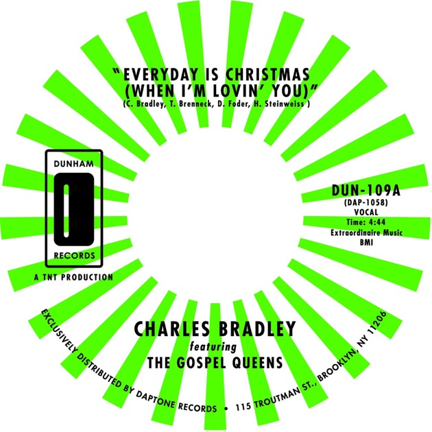 Every Day Is Christmas (When I'm Lovin' You) - Single by Charles ...