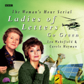 Ladies of Letters: Go Green