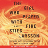 Stieg Larsson - The Girl Who Played with Fire: The Millennium Series, Book 2 (Unabridged)  artwork