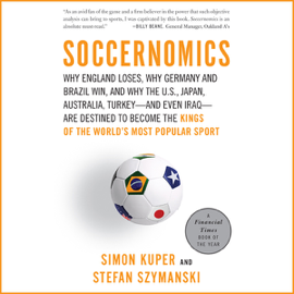 Soccernomics (Unabridged) audiobook
