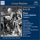 "Edwin Fischer - Prelude and Fugue in E-Flat Major, BWV 552, ""St. Anne"" (arr. F. Busoni): Fugue"