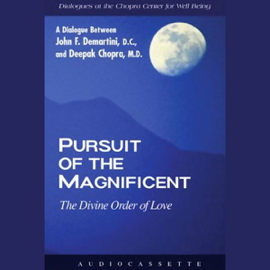 Pursuit of the Magnificent: The Divine Order of Love (Unabridged) audiobook