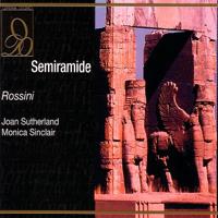 Orchestra Sinfonica Di Roma Della RAI & Richard Bonynge - Rossini: Semiramide artwork