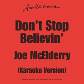 Don't Stop Believin' - Karaoke Version
