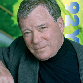 William Shatner at the 92nd Street Y audiobook