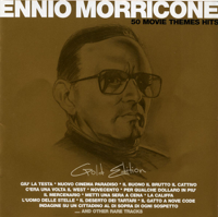 Ennio Morricone - 50 Movie Themes Hits (Gold Edition) artwork