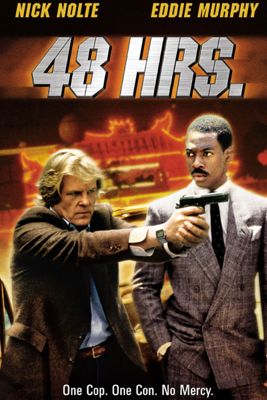 Walter Hill - 48 Hrs.  artwork