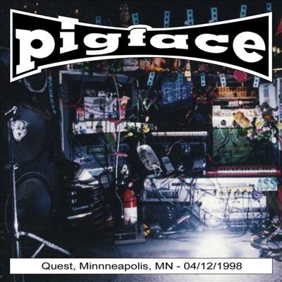 Quest, Minniapolis, MN 04-12-1998 - Pigface