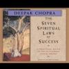 Deepak Chopra - The Seven Spiritual Laws of Success  artwork