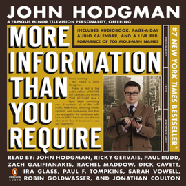 More Information Than You Require (Unabridged) audiobook