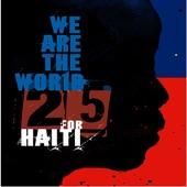 We Are the World 25 for Haiti artwork