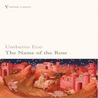 Umberto Eco - The Name of the Rose artwork
